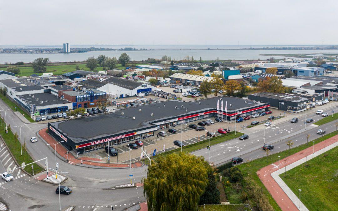 Westpoort Vastgoed koopt drie winkelruimten in Bergen op Zoom