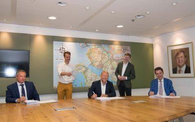 Westpoort Vastgoed en Stevast Baas & Groen starten woningontwikkeling in Spijkenisse